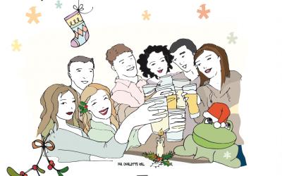 e-orthophonie* vous souhaite de très belles fêtes de fin d'année !