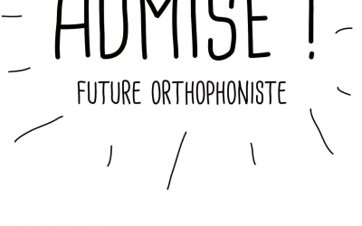 Un ptit sac spécial concours signé… e-orthophonie* !