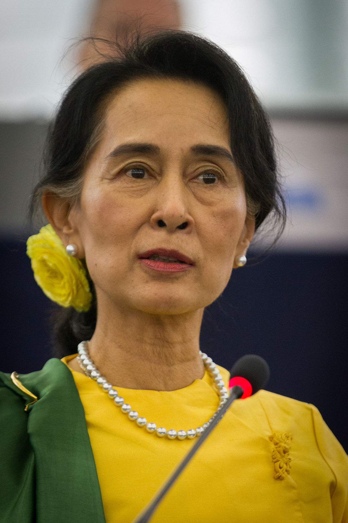 Au pays d'Aung San Suu Kyi…