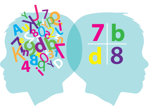 Pourquoi certaines personnes sont-elles fâchées avec les chiffres ou les lettres ?