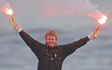 Il vole sur l'eau… François Gabart ce recordman