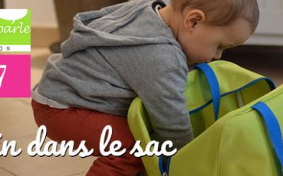 «La main dans le sac», une initiative pour redonner leur place aux échanges verbaux