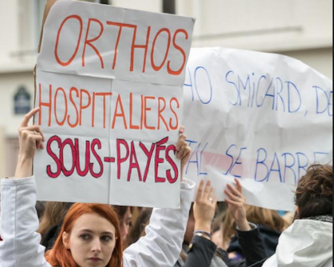 Tous derrière les orthophonistes !