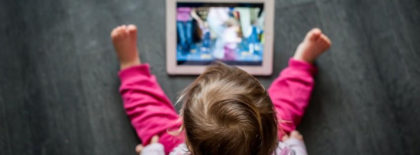 Enfants, écrans et troubles du langage