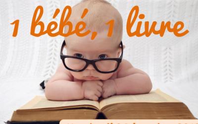Opération «Un bébé un livre»