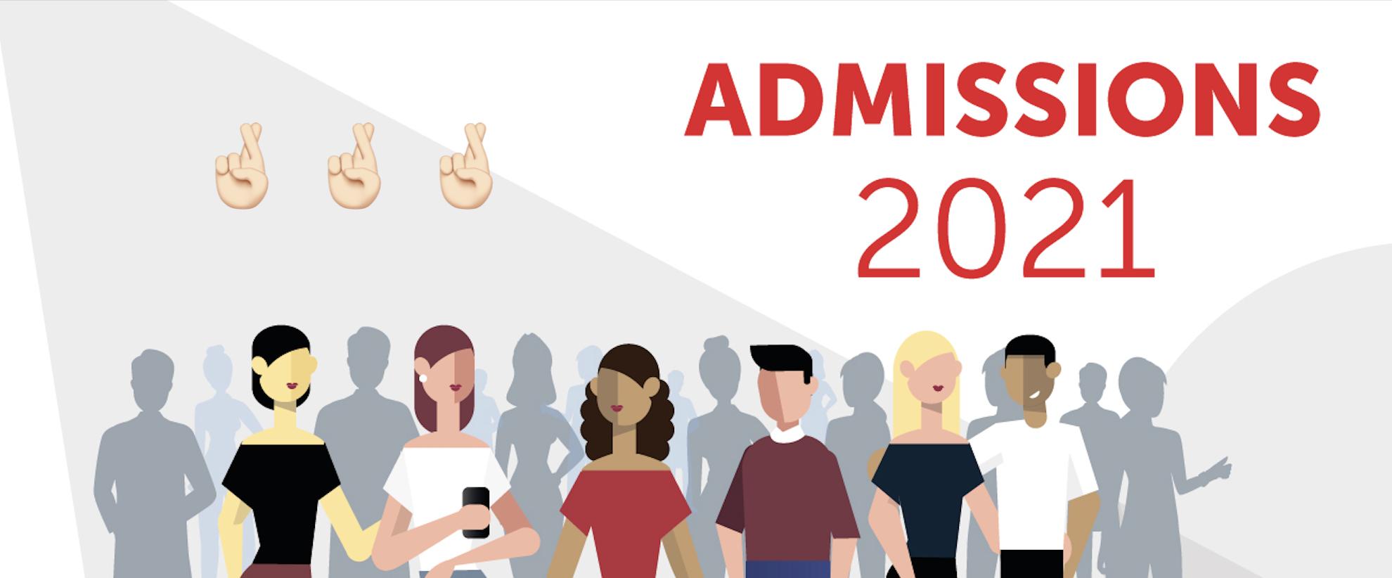 Admissions 2021